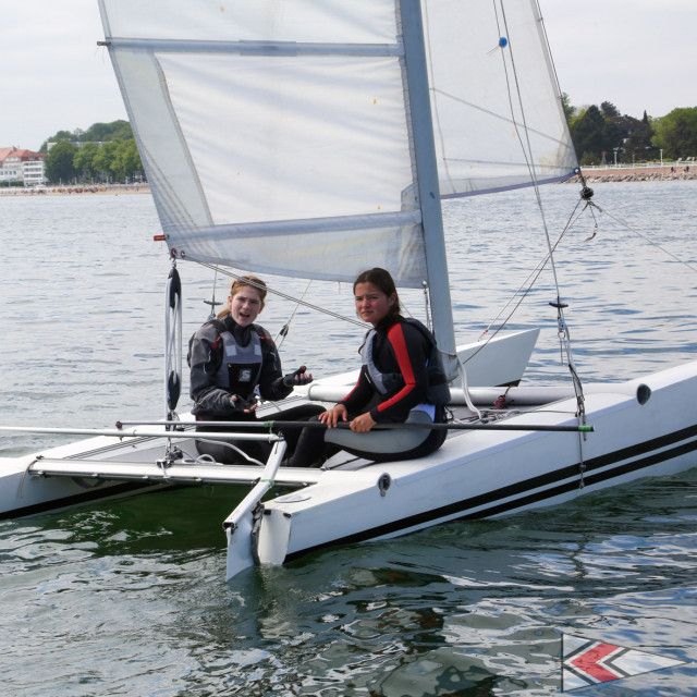 Gemeinsames Training   (c) Udo Ott