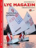 Zum Jahreswechsel im Briefkasten: LYC Magazin 1/2021