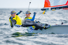 Johann & Anton Sach gewinnen Kieler Woche