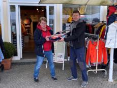 Unser neuer Bootsmann | (c) Magdalena Adam und Dietmar Adam