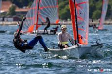 Leichtwind Modus auf dem 29er | (c) Kristian Joos (Sailing Pics)