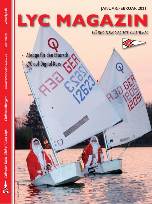 Das neue LYC-Magazin