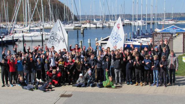 Gemeinsames Ostertraingslager 2019 (SVSH, KYC, WuW, FSC, LYC)