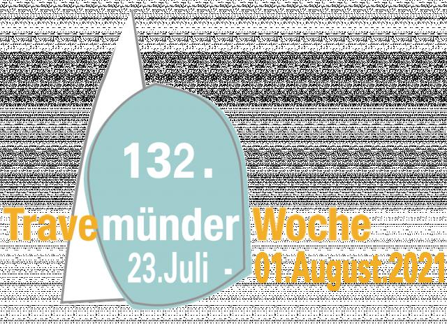 132. Travemünder Woche - Logo