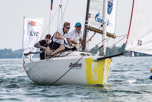 Crew Überlingen   (c) DSBL/LarsWehrmann