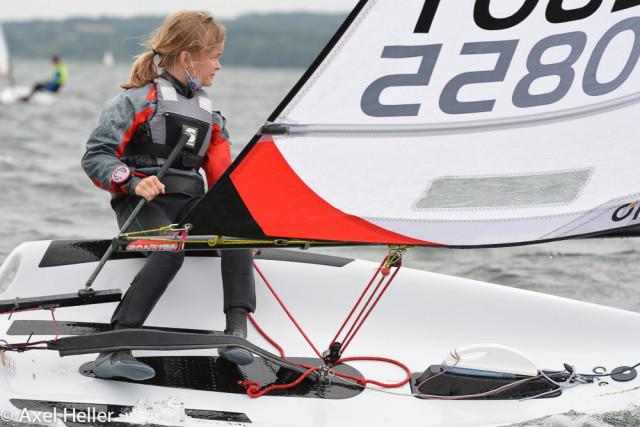 Skiff in Action   (c) Axel Heller