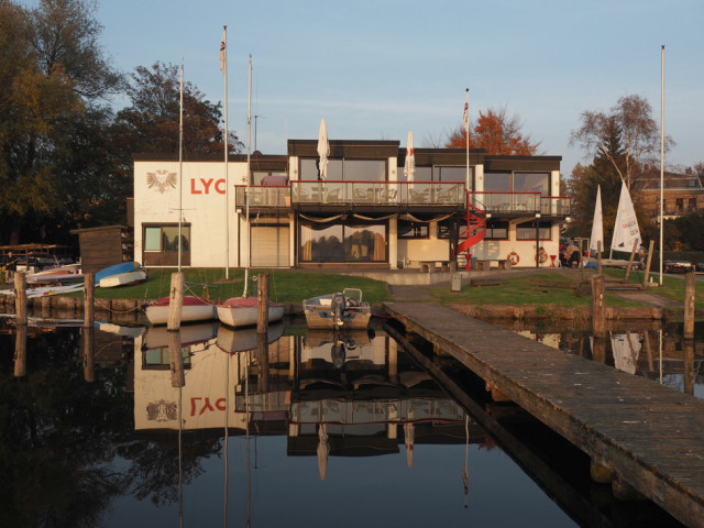 Clubahus des LYC an der Wakenitz in Lübeck | (c) LYC