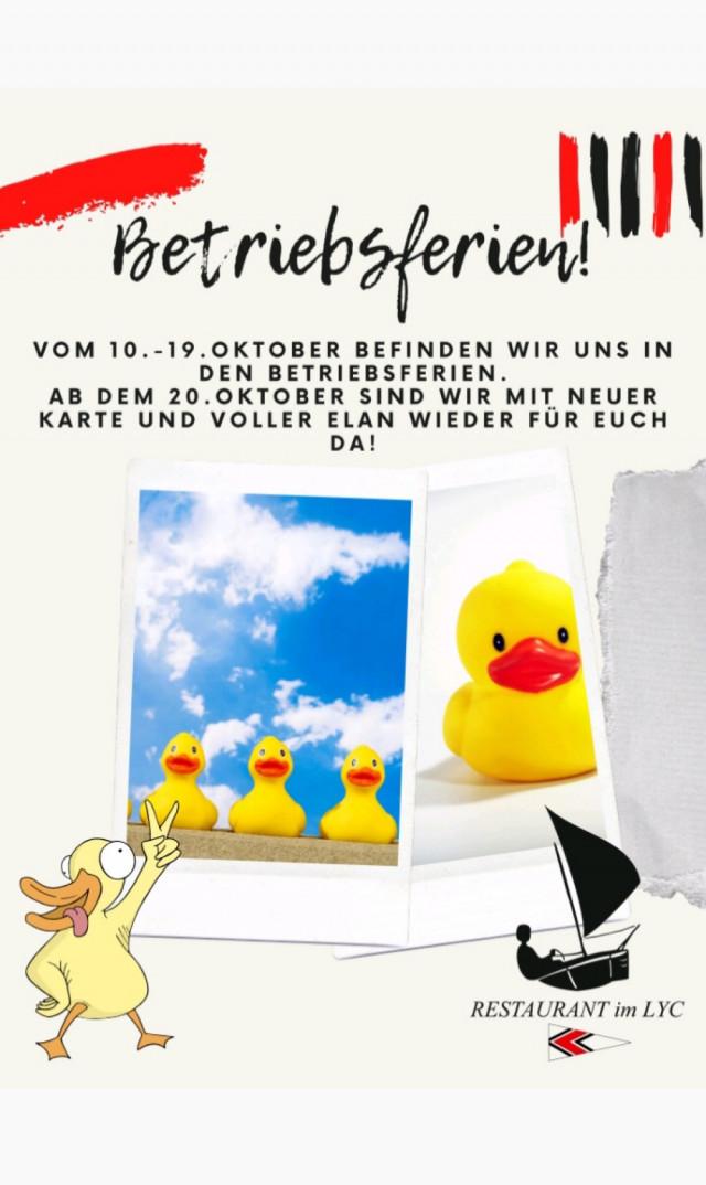 Betriebsferien | (c) Marco Wiese